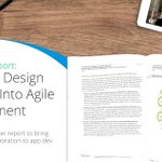 It's time to apply #DevOps style #collaboration to the front end of the software life cycle. Download your complimentary @Forrester report to discover how to integrate #designthinking into #agile development. https://t.co/XcFc2dACJ6