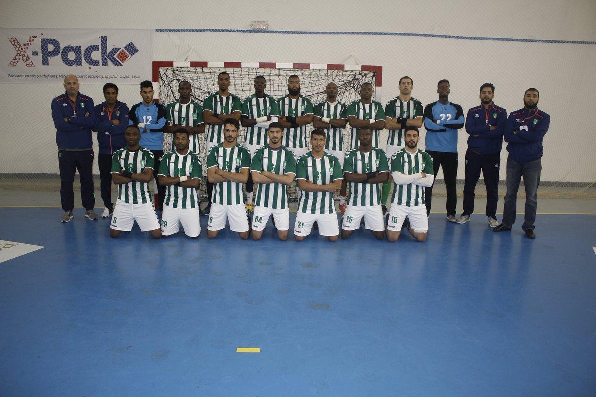 🤾♂️ Arab Handball Championship: Al-Ahli...