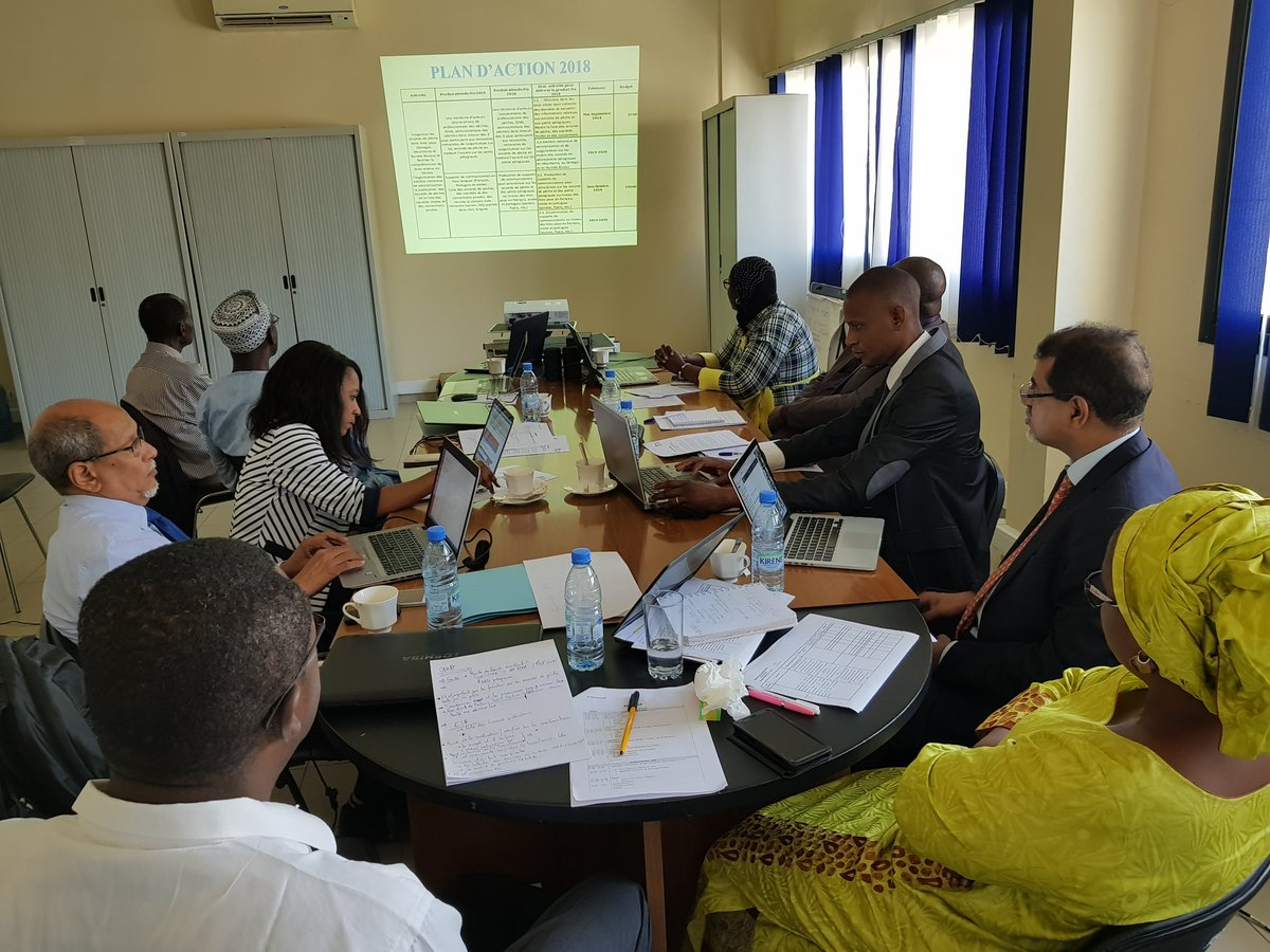 Improving the management of stocks and critical sites of small #pelagics - one of MAVA's priorities in #WestAfrica