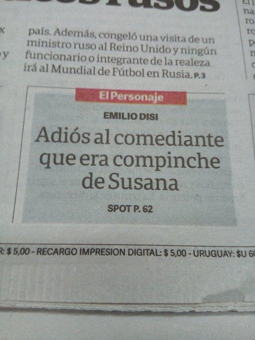 Emilio Disi twitter.