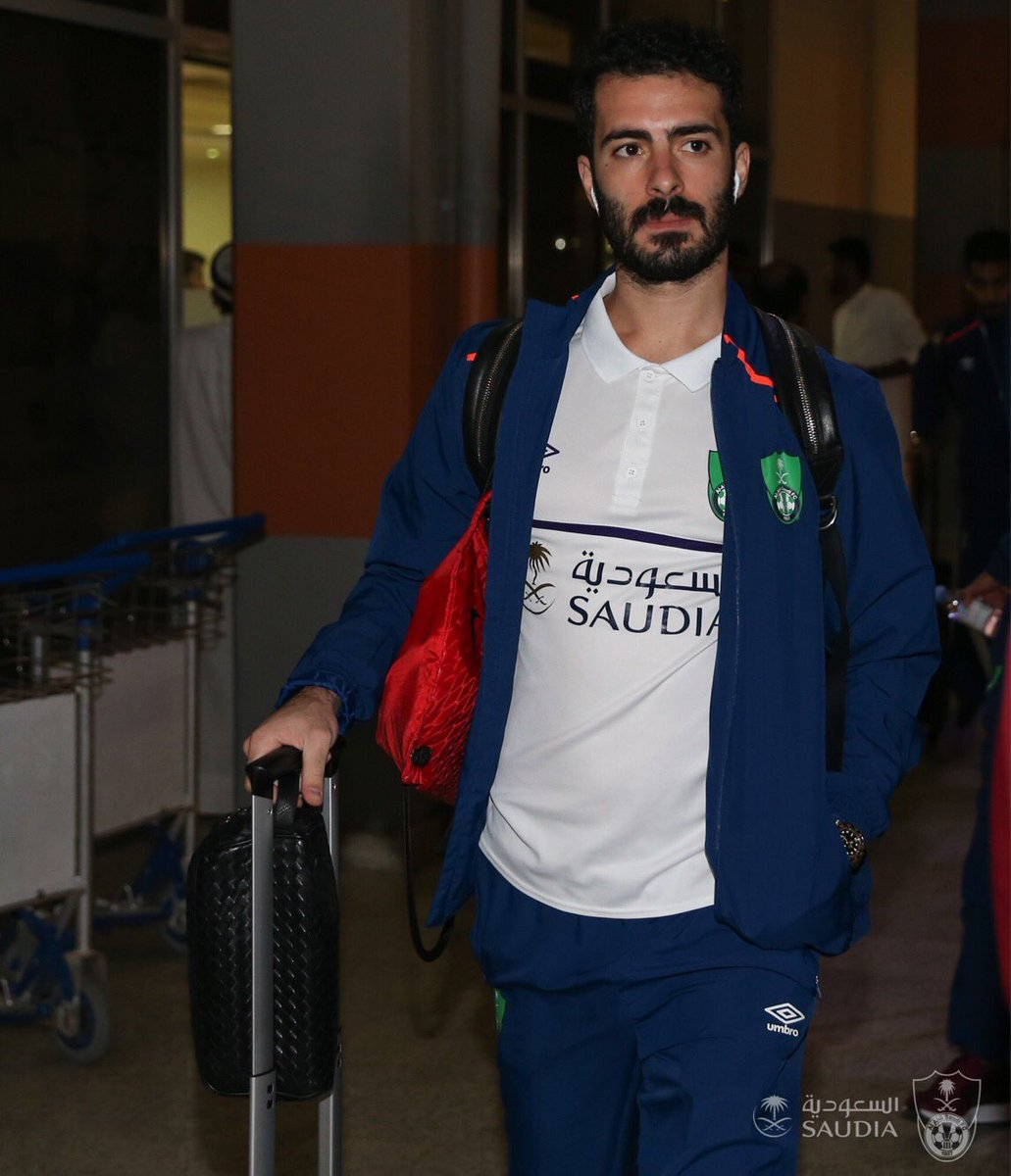 Photos | Arrival of our first team playe...