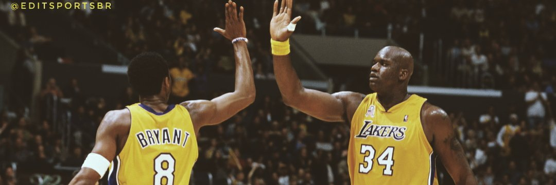 Futedits On Twitter Shaquille O Neal Kobe Bryant Wallpapers Header