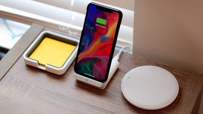 .@Anker new PowerWave Wireless Chargers power your #iPhone8 or #iPhoneX at 7.5W https://t.co/1I2ALtfIav