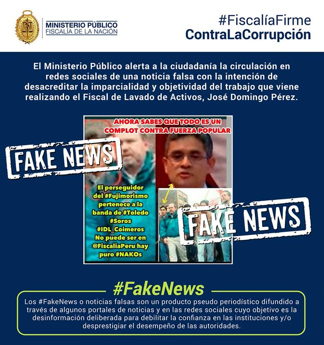 #FakeNews twitter.
