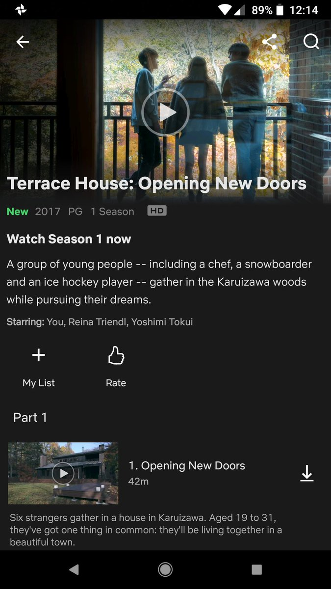Of withdrawals latest news breaking headlines and top for Terrace house netflix season 2