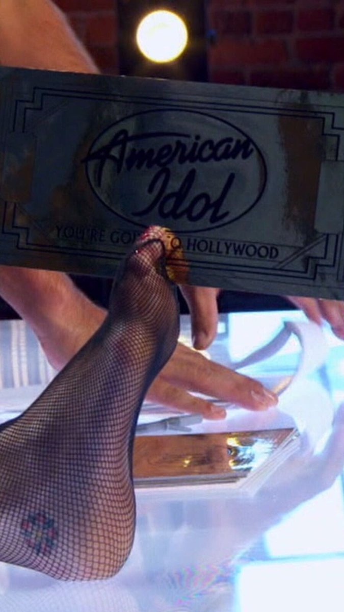 Katy perry toes indeed