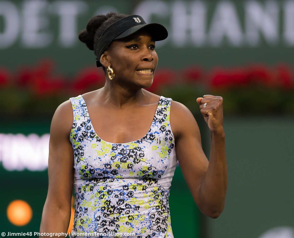 VENUS WILLIAMS - Página 28 DYX9H5OVAAAphQf