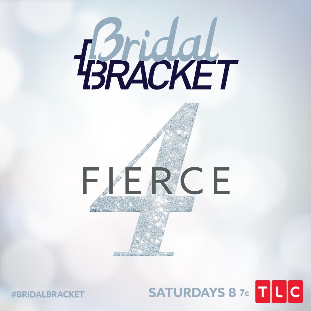 Meet your #BridalBracket Fierce Four dur...