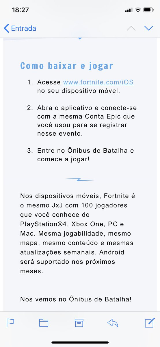 douglasgeo on twitter hey powerbanggaming did you receive a similar e mail or yours had the actual keys - adresse mail de fortnite