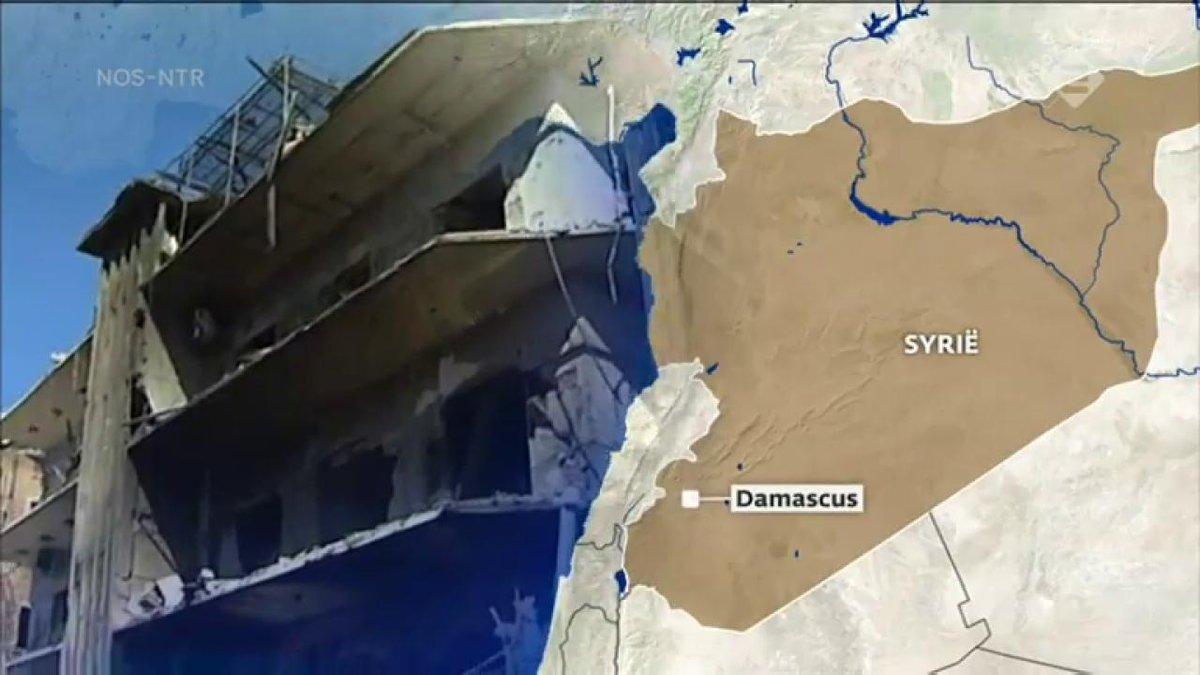 Nieuwsuur: al zeven jaar oorlog in Syrië