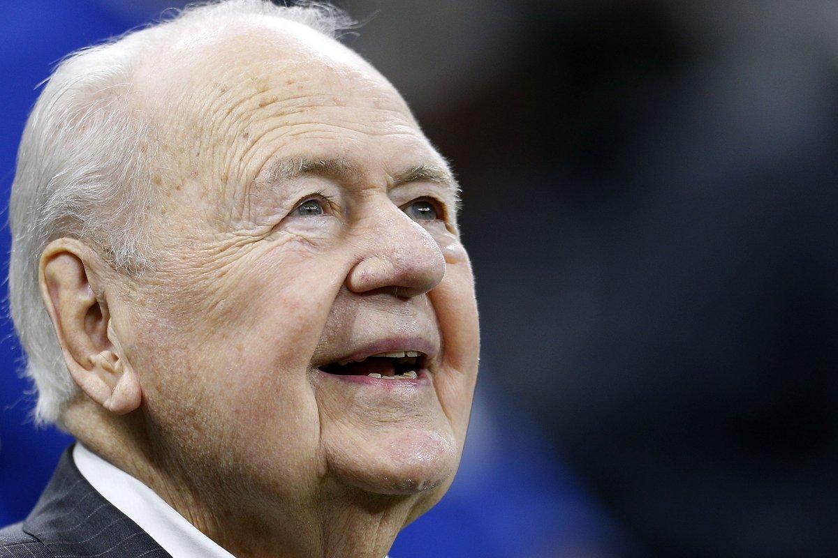 Saints and Pelicans owner Tom Benson die...