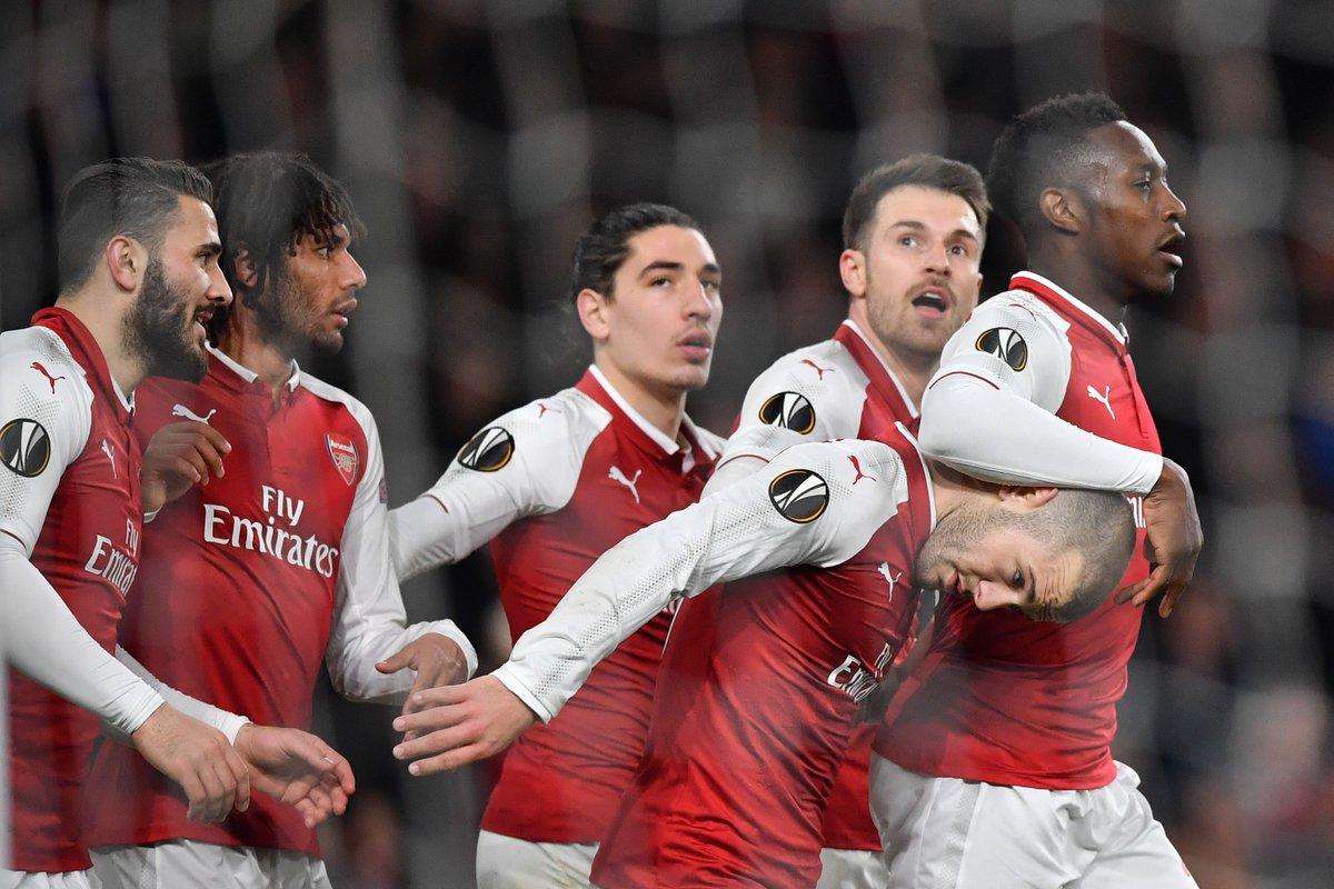 Arsenal vs AC Milan: