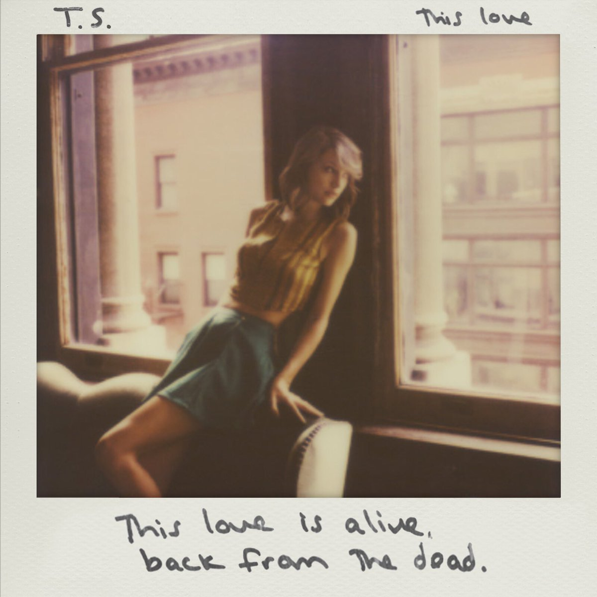 'This Love' by Taylor Swift is now certi...