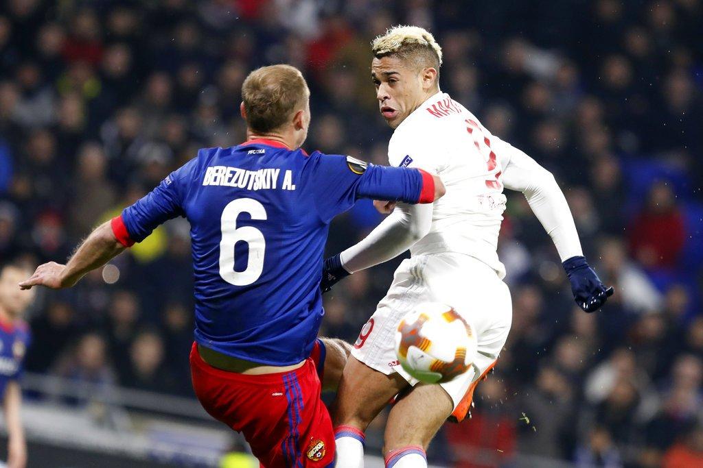 Olympique Lyon vs CSKA Moskva: