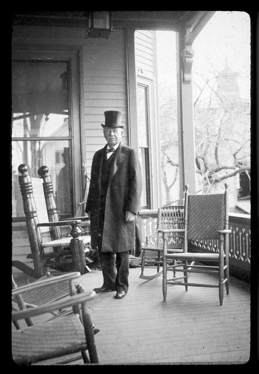 "Lewiston Public Library on Twitter: ""William P. Frye, circa 1900 ..."