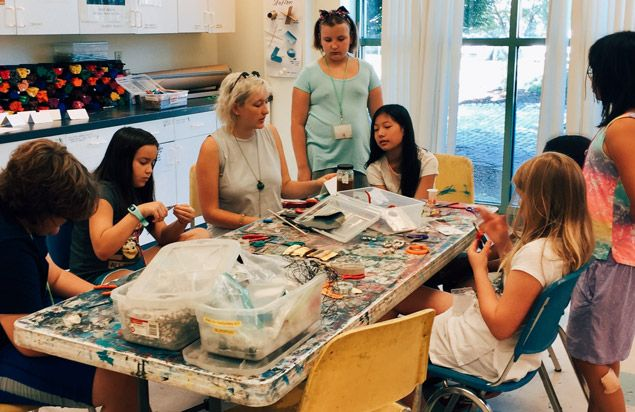 Creative kids (ages 4-18) will love Summer Art Camps at The @BananaFactory! One-week sessions begin in June. Info: buff.ly/2IqMLny