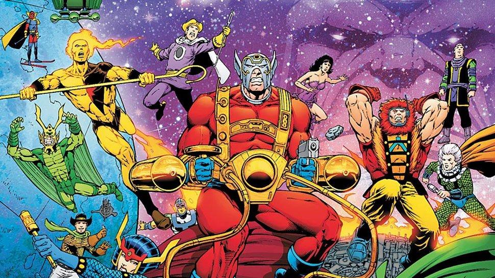 #AvaDuVernay will be directing #NewGods, a DC superhero movie: https://t.co/SZZjYZIZ8t https://t.co/EusbU9n2Ce