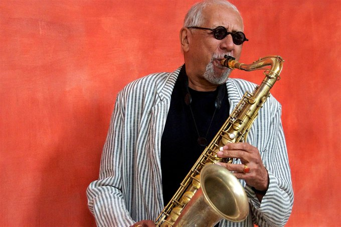 Happy Birthday Charles Lloyd!