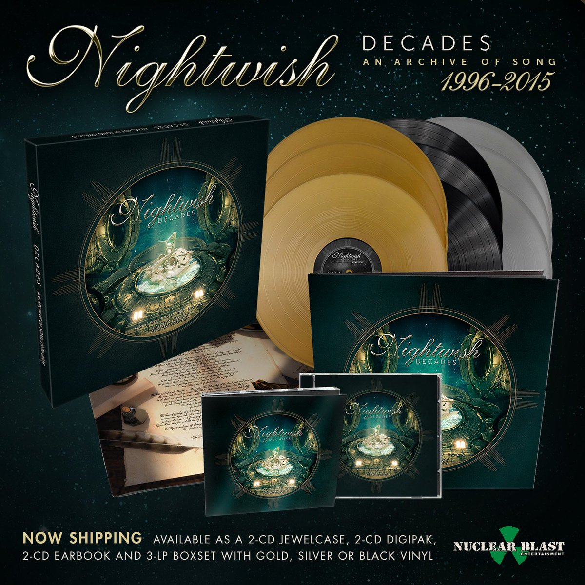 Nightwish on Twitter:
