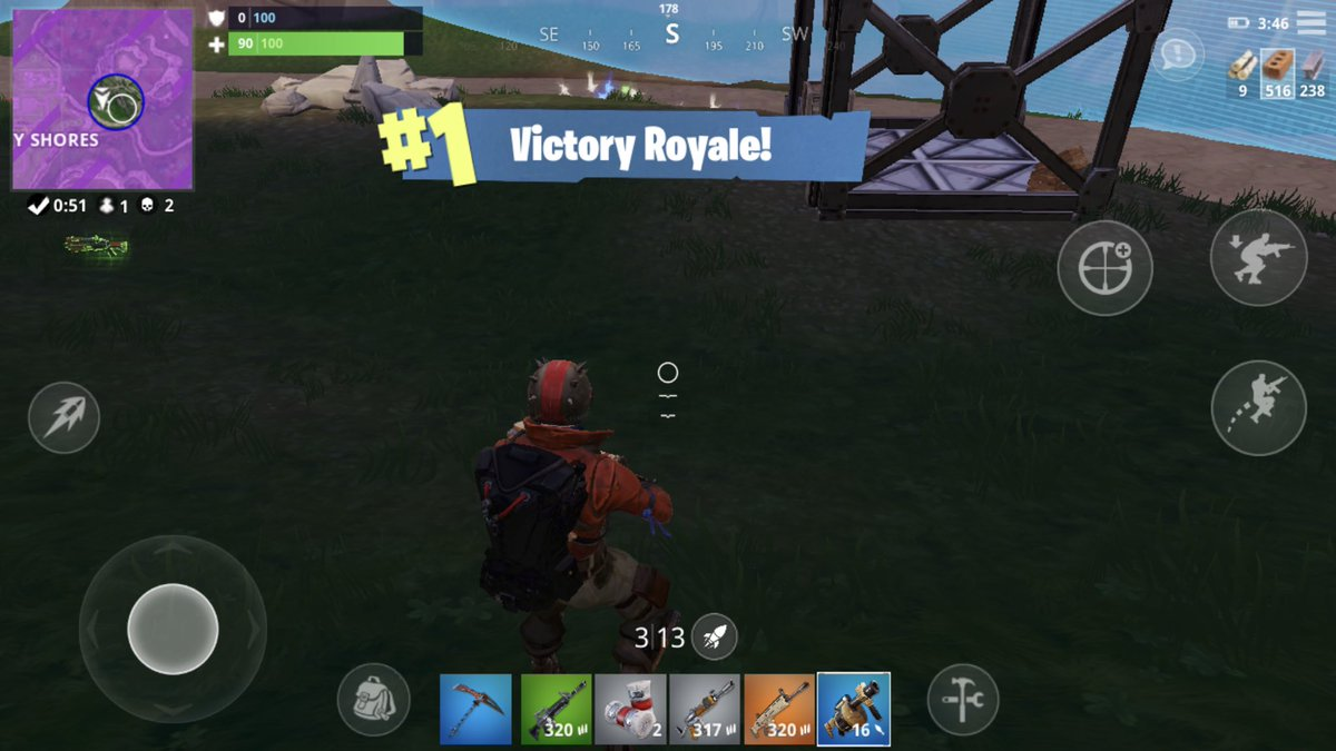 fortnite phone app