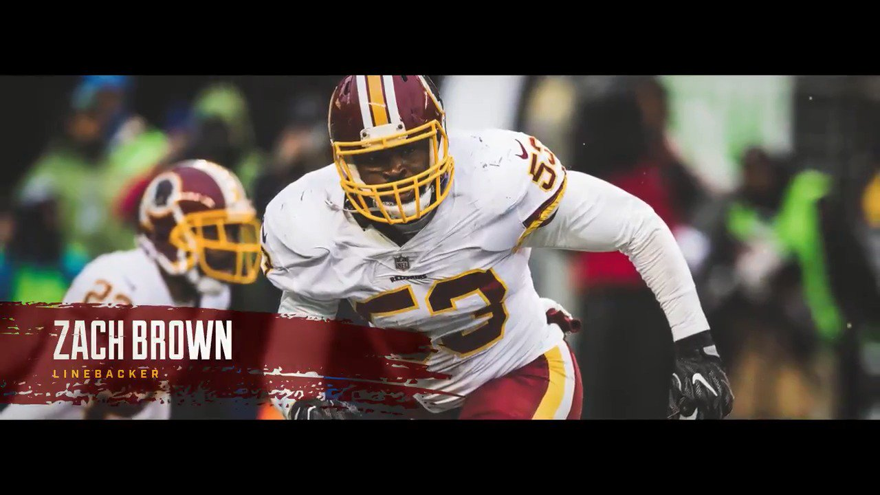 RT to welcome back @zachbrown_55!  More: https://t.co/iNdLFbKWJv https://t.co/rYLNeKCBqS