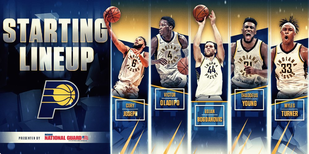 aac96e9aa Indiana Pacers on Twitter
