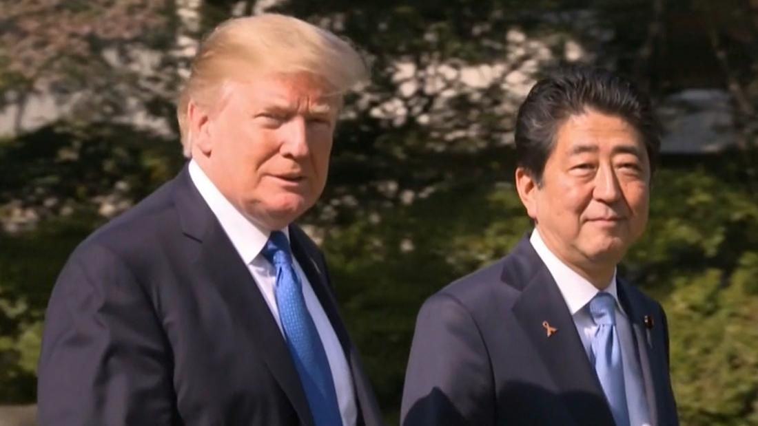 Trump was joking about Japan using 'bowling ball test' on cars, the White House says. Japan is not laughing. https://t.co/adwnt6xwj1
