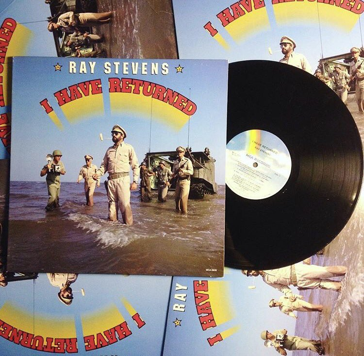 Ray Stevens On Twitter 31 Years Ago Today Rays Album I Have