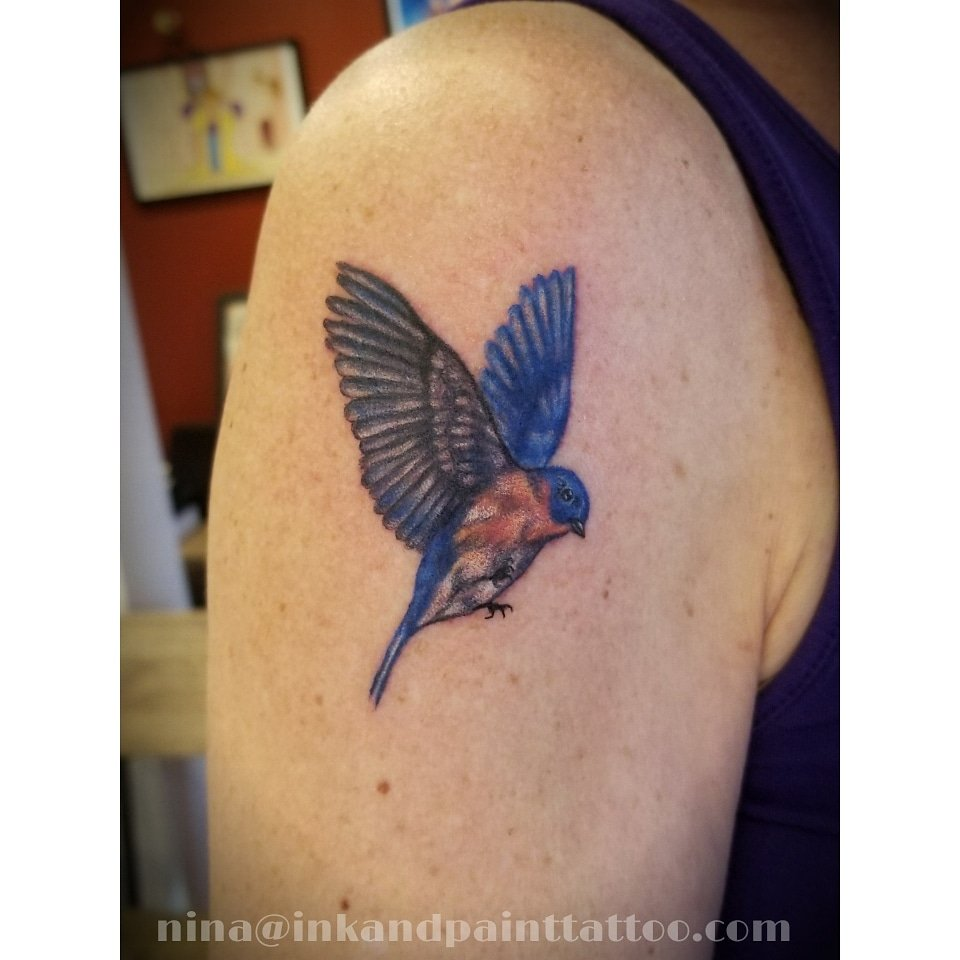 Ink and Paint Tattoo on Twitter: \