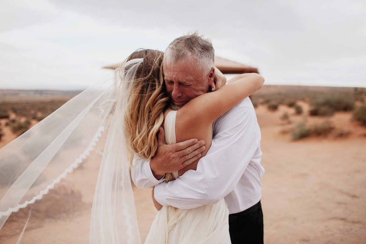 21 of Our Favorite Father-Daughter First Look Wedding Photos https://t.co/KwIpE8wepV