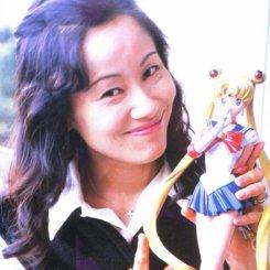 Happy Birthday to the godn-...uhh, creator of Sailor Moon, Naoko Takeuchi