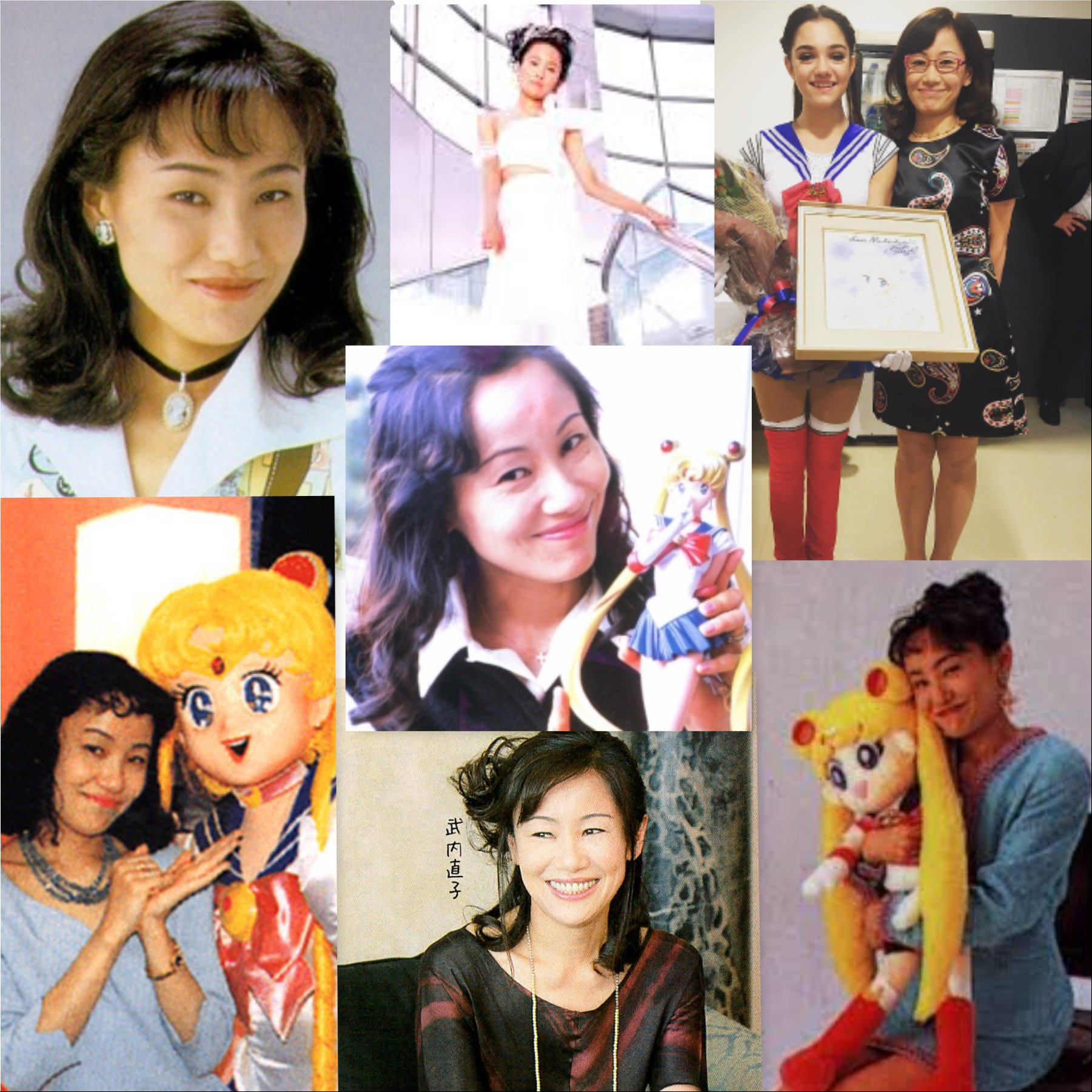 HAPPY BIRTHDAY NAOKO TAKEUCHI!!!!