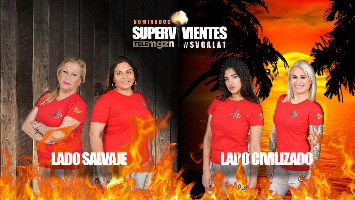 #SVGALA1 | Primeras nominadas de 'Superv...