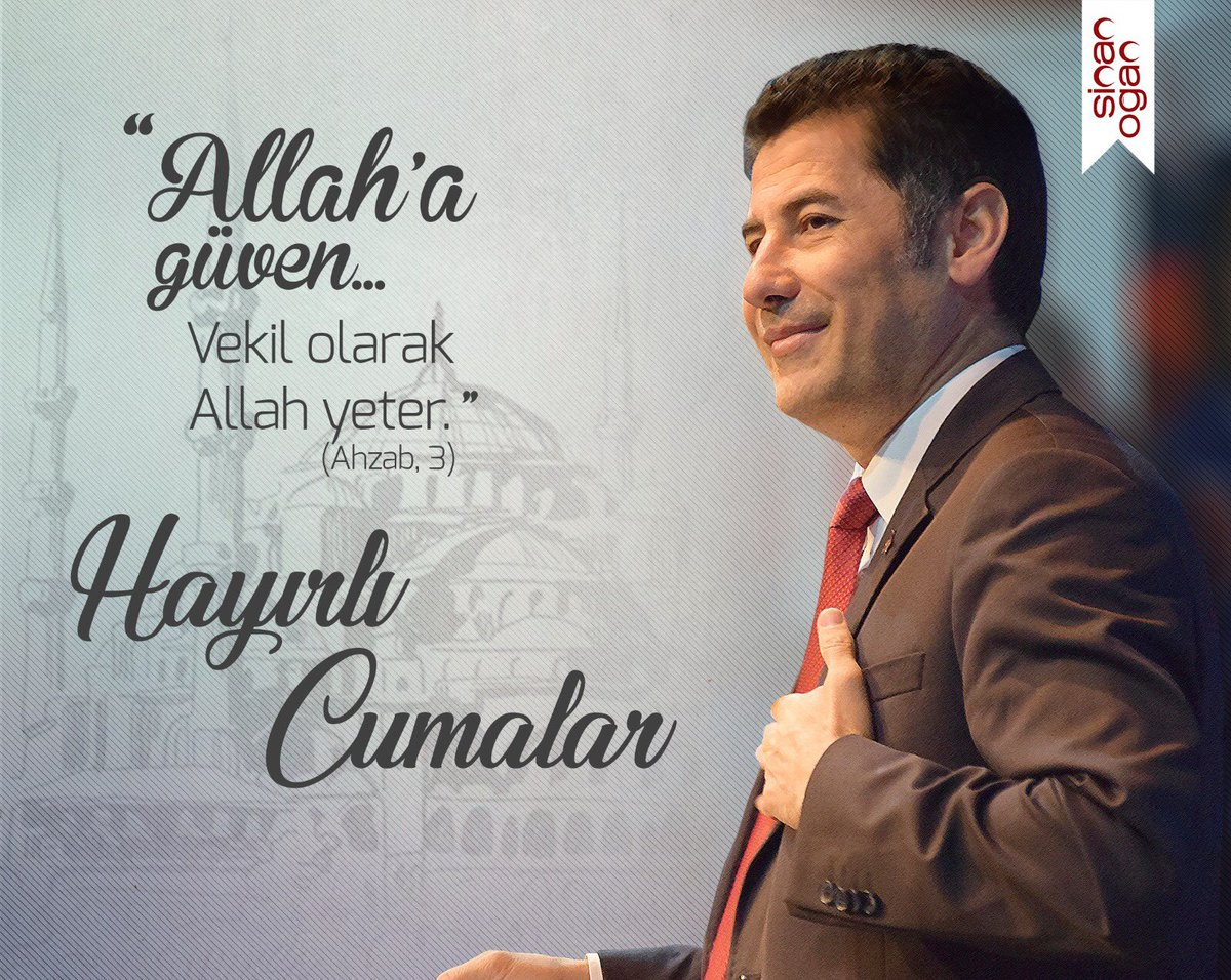 """""""Allah'a güven... Vekil olarak Allah yet..."""