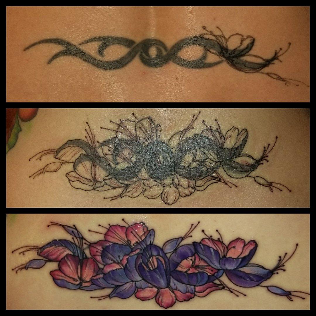 Hot rod alley tattoo