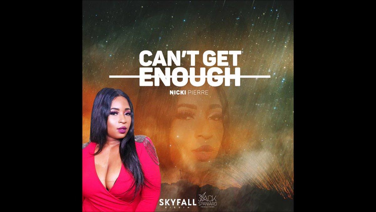 Nicki Pierre - Can't Get Enough [Skyfall...