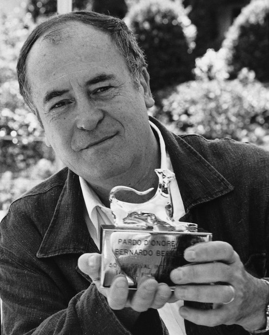Bernardo Bertolucci - Happy Birthday!