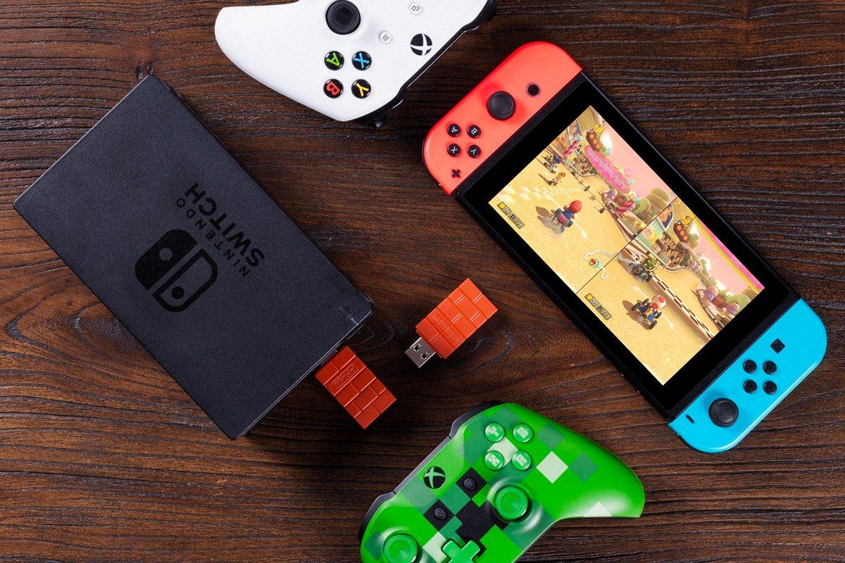 Cómo utilizar el mando de Xbox One en Nintendo Switch
