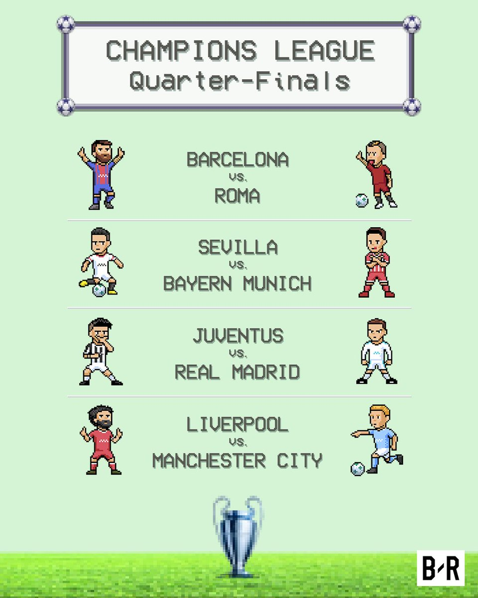 It's going to be amazing #UCLdraw https:...