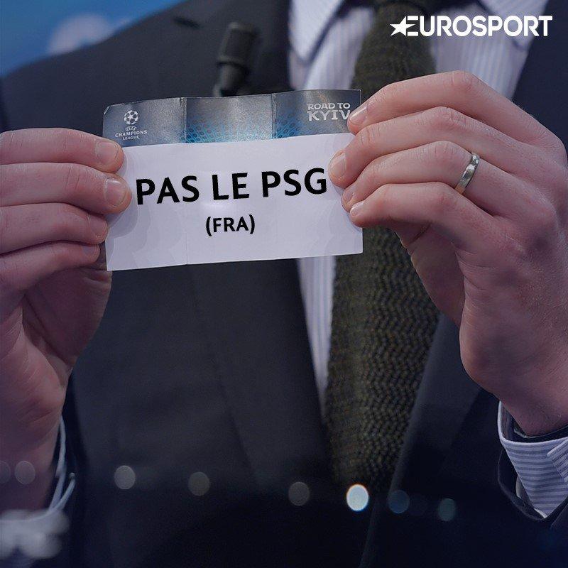 #TirageLDC Latest News Trends Updates Images - Eurosport_FR