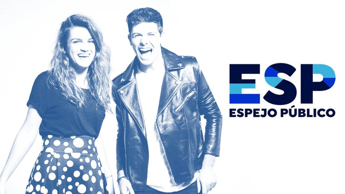 #ESPEJOPÚBLICO | Alfred y Amaia, a conti...
