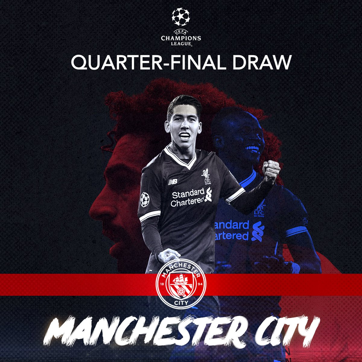 #Ucldraw Latest News Trends Updates Images - LFC
