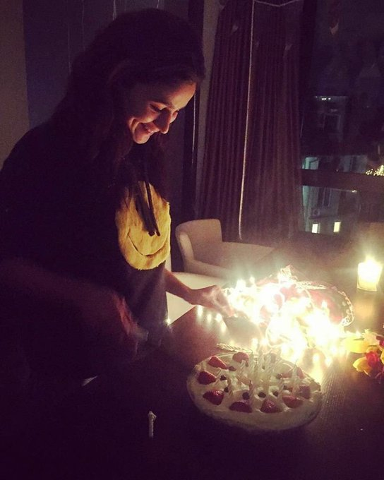 Happy Birthday Alia Bhatt!! -