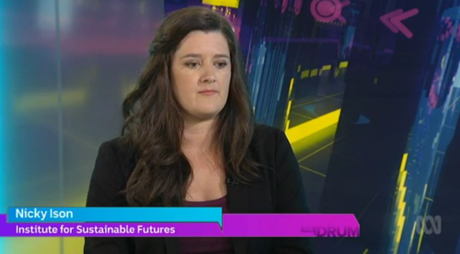 """Cyber bullying & trolling are a manifestation of the ugliness in the human character. Online anonymity enables it to a greater degree. It is necessary that we have Govt response to that"" Nicky Ison on cyberbullying #TheDrum"