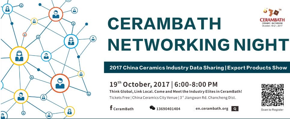#31stCeramBath CERAMIC & BATHROOM Join our Gold Member Club, avail exposure of International Relationsat CeramBath 2018 18-21 April Foshan,China  Visit https://t.co/dVSsBjDBAg  Click to Register https://t.co/OXAIo2q9E1 https://t.co/WyPSXkH6u1