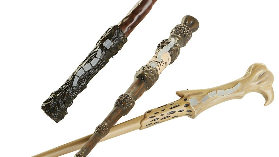 These #HarryPotter wands track your spel...