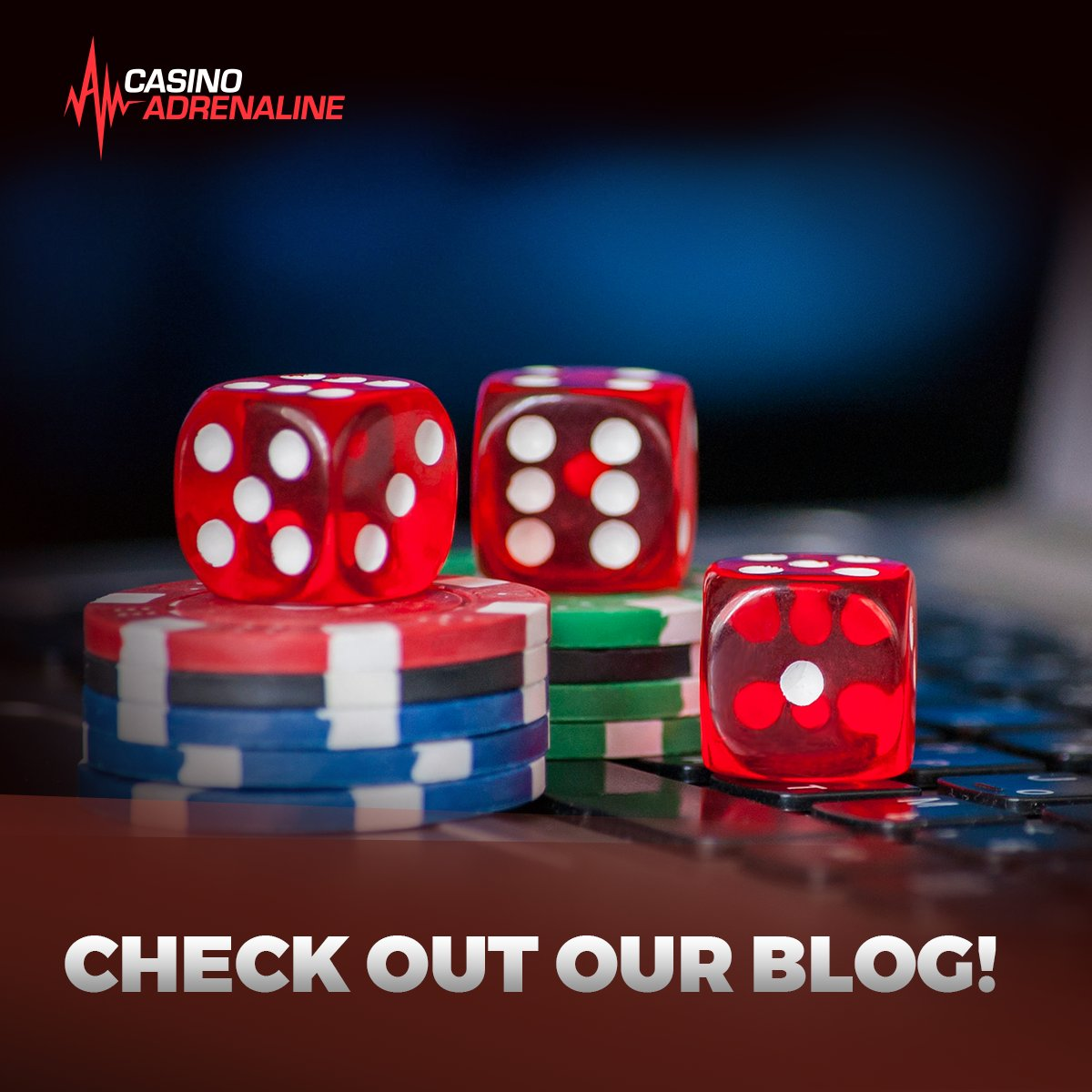 test Twitter Media - Find out about latest new games and innovations in the game industry. Check out our #Blog! 😁 #CasinoAdrenaline  Check it out: https://t.co/VjkPpPlSbI https://t.co/rcDGTxJiKW