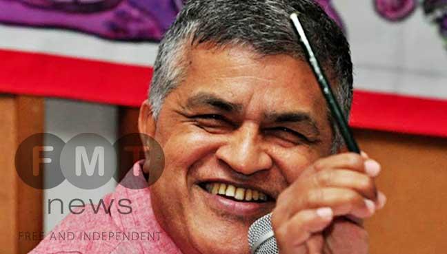 Come laugh with me, says banned cartoonist, Zunar shar.es/1LYpOP via @fmtoday @zunarkartunis #Malaysia