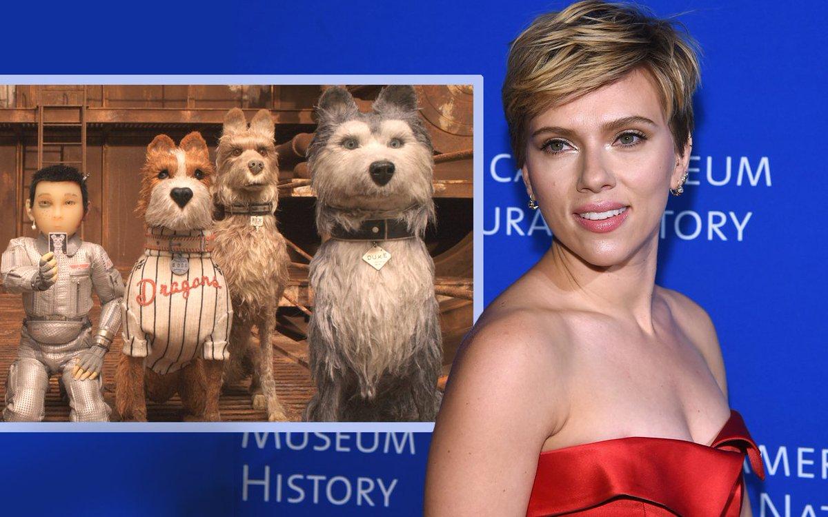 #Watch: #ScarlettJohansson and Star-Stud...