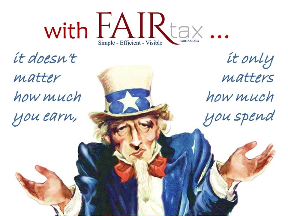 With #FAIRtax the government never needs to know the amount of your income. @realDonaldTrump @Mike_Pence @larry_kudlow @PressSec @seanhannity @marklevinshow @IngrahamAngle<br>http://pic.twitter.com/KDRBUeGtbH